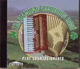 The Diamond Accordion Band - Play Country Greats