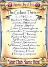 THE GALLANT THIRTEEN (Club Name)