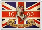 Loyalist Fridge Magnet -  PRINCE OF ORANGE 1690