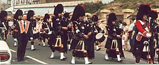 Everton Pipe Band