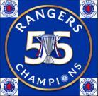 Rangers  *55* Champions