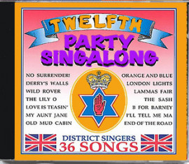 TWELFTH PARTY SING-A-LONG