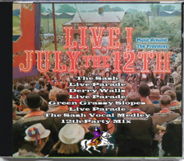 LIVE !  JULY  THE  TWELFTH