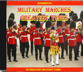 Military Marches Greatest Tunes