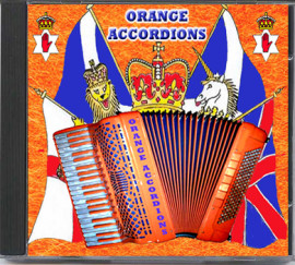 ORANGE  ACCORDIONS