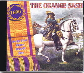 The Orange Sash - Songs from Bygone Days Of Yore