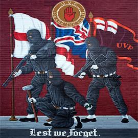 U.V.F  LES'T WE FORGET