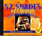 52 Shades Of Orange