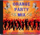 ORANGE PARTY MIX 2cd's