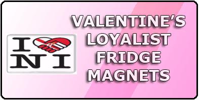 Valentine's Fridge Magnets