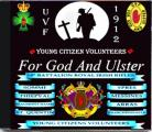 YOUNG CITIZEN VOLUNTEERS - FOR GOD AND ULSTER
